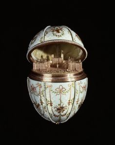 Faberge for Marie Fedorovna 1901