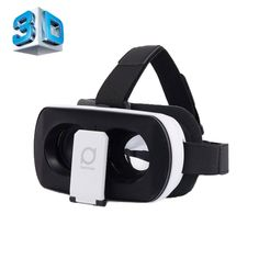 [USD25.57] [EUR23.09] [GBP18.13] Deepoon V3 Universal Virtual Reality 3D Video Glasses for 4.7 to 5.7 inch Smartphones