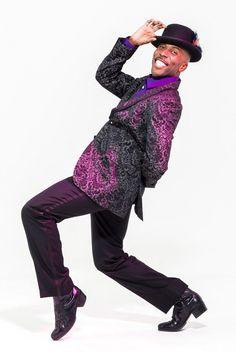 Eric Jordan Young to Celebrate Sammy Davis, Jr.'s Birthday During Shakin' on December 8