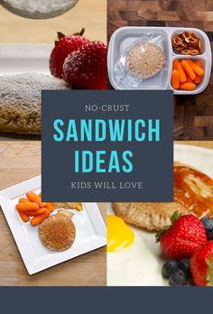 4 Make-Ahead No-Crust Sandwiches Your Kids Will Love