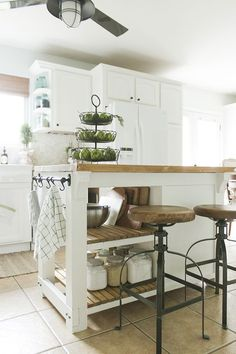 Diy Kitchen Island diy kitchen island with trash storage and free downloadable build