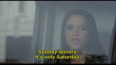 My single favorite line in Spice World. Not ashamed to say I LOVE that movie. And Victoria Beckham.