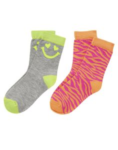 Any kind of fun socks in any colors.  She has been lately complaining about the plainness of her sock choices.