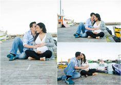 Kim & Gareth's Kalk Bay maternity shoot