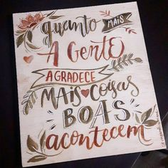AquiTemArtes Lettering Tutorial, Abba Father, Bullet Journal School, Letter E, Posca, Thought Of The Day, Brush Lettering, God Is Good, Tattoo Inspiration