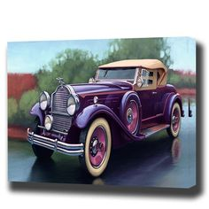 Shukqueen Diy Oil Painting Acrylic Painting New York Taxi 16X20 Inch Frameless Adults Paint by Number Kits