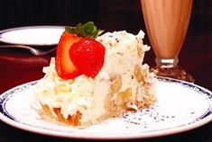 Buckhead Diner, Atlanta - White Chocolate Banana Cream Pie I had to pin this one because of Elizabeth Taylor's connection.