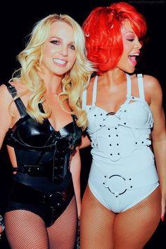 Britney Spears Femme Fatale Era