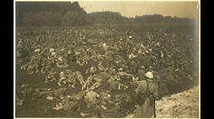 Longueau (Somme). Un camp de prisonniers allemands. 1er août 1916. -74 FI 13
