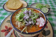 365 días de platillos mexicanos: Pozole rojo