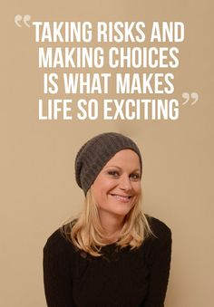 9 Inspiring Amy Poehler Quotes