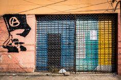 Les murs de Belém - Etat du Pará - Brésil