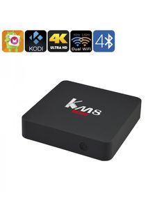 This Android TV Box is the perfect smart home accessory that turns your regular TV into a Smart TV with dual-band Wi-Fi connectivity and resolution support. Kevin Spacey Movies, Home Internet, 2gb Ram, Operating System, Tv Videos, Smart Tv, Apple Tv, Google Play, Quad
