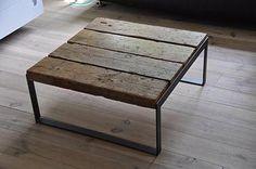 mesa madera recuperada - Google Search