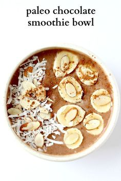 A Healthy way to get your chocolate fix! And a refreshing afternoon snack or dessert!
