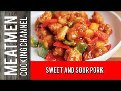 Sweet & Sour Pork - 咕咾肉 - The MeatMenThe MeatMen