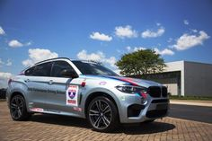 US BMW Performance Center Will Race in the 2015 One Lap of America with an X6 M | I Love BMW