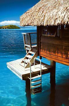 Maitai Lagoon Rangiroa Polinesia
