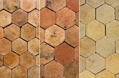Chateau Domingue - Reclaimed Terracotta Flooring Tiles