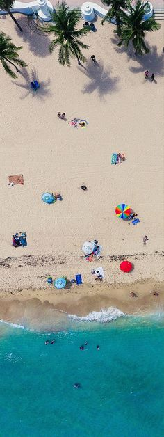Beach Aerial Photography by Drones #drone #drones
