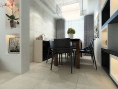 Una idea para remodelar con Interceramic. Trio Cement Ivory Esmaltado ETT Alto PEI IV 60cm x 60cm  $ 209.00 MXP m2