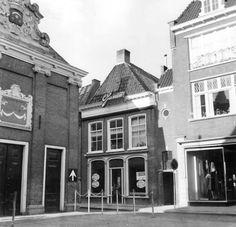 Jamin winkel in de Breedstraat-1963 (zit nu boetiek van Van der Gang in)