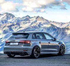 - Cars and motor Audi Rs3, Audi A3 Sportback, Allroad Audi, Super Sport, Super Cars, My Dream Car, Dream Cars, Nardo Grey, Volkswagen Group