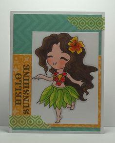 Sherri Thompson-CKCB Kit (June 2013)-Blog Hop sponsored by Little Blue Button Stamps
