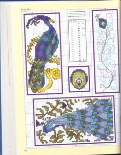 Gallery.ru / Фото #43 - Anna Davidson - 500 Cross-Stitch Blocks - anfisa1