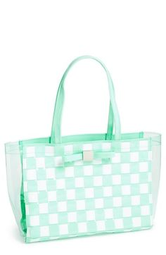 Ted Baker London 'Large Icon' Woven Shopper available at #Nordstrom