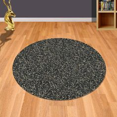 Twilight 039 0001 7722 Brown Bronze Shaggy Circle Rug by Mastercraft is a fashionable rug with super-soft pile. Shop for rugs online and get huge discounts on modern rugs. Circle Rug, Affordable Rugs, Light Teal, Drawing Room, Rugs Online, Shaggy, Modern Rugs, Rug Making, Different Colors