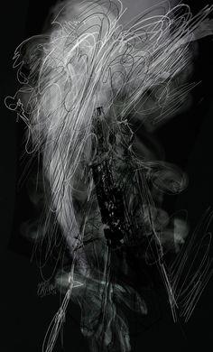 """""""Los hijos de los días"""" - Galeano ilustrado por Casciani 4/4 . acá podés leer el texto:http://andrescasciani.blogspot.com.ar/2016/04/los-hijos-de-los-dias-galeano-ilustrado_4.html"""