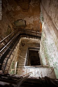a tour of russian abandoned facillities