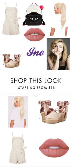 """""""Ino"""" by lilibessa on Polyvore featuring Tory Burch, Alice + Olivia, Lime Crime and Betsey Johnson"""