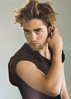 Robert Pattinson Man portrait