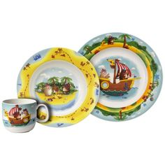 Villeroy, Decorative Plates, Tableware, Kitchen, Home Decor, Dinner Sets, Household, Cooking, Homemade Home Decor
