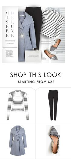 """""""Misère Deluxe"""" by rigginsbabygirl ❤ liked on Polyvore featuring New Look, Topshop, Miss Selfridge and J.Crew"""