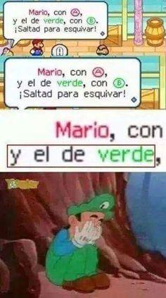 Mario de Verde