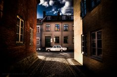 Seventies Mercedes