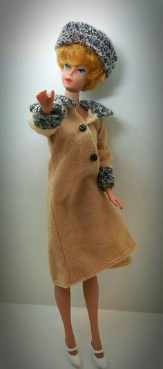 Check out this item in my Etsy shop https://www.etsy.com/listing/264008715/vintage-barbie-sized-12-inch-doll-beige