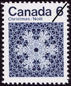 Canada - SC#554 1971- Christmas Snowflake -------------------------------------------------- Leena, the Postationist Elf, can tell that Christmas in Canada is a little bit like Christmas in the North Pole. It's very snowy and the ground sparkles like a winter wonderland. She watches the kids ice-skating on frozen lakes and write Christmas cards to their friends at school.