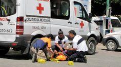 Inmovilizador de cráneo EMS termosellado y Protector cervical ajustable Ambu al servicio de Cruz Roja Mexicana  Delegación Silao Guanajuato. EMS Mexico | Equipando a los Profesionales