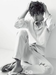 BTOB's Sungjae shows his unending love for fans in 'GQ' spread | allkpop.com