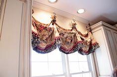 window treatment idea for family room