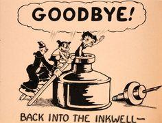 Famous Cartoons, Old Cartoons, Classic Cartoons, Animated Cartoons, Vintage Horror, Vintage Cartoon, Vintage Disney, Betty Boop Snow White, Mini Albums