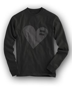 Hillcrest Waterbugs | Makers of y'all. shirts - Heart Equality Sweatshirt, $58.00 (http://httpstore-ped9s8f.mybigcommerce.com/heart-equality-sweatshirt/)