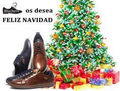 Estas Navidades vístete por los pies en Bluchers, expertos en zapatos para hombre.