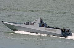 New boat for the British SBS (Special Boat Service) The Latest High Speed Intercept Craft / Long Range Insertion. The CraftVosper-Thornycroft Halmatic VSV 16