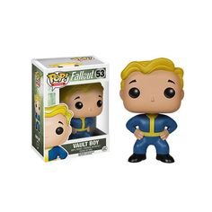 The Bethesda Store - Pop! Vinyl Vault Boy - Fallout - Brands // I NEED IT #fallout #fallout4