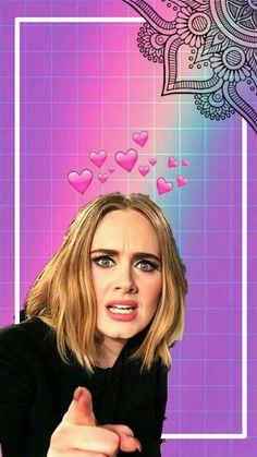 Adele, Stars, Blue, Sterne, Star